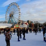 Family trip to London's Winterville