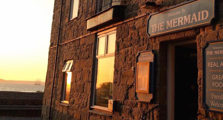 The Mermaid Inn, St. Mary's, Isles of Scilly. Copyright Gretta Schifano