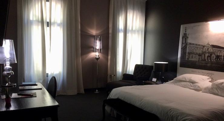 Double room, Fontecruz Lisboa. Copyright Gretta Schifano – Version 2