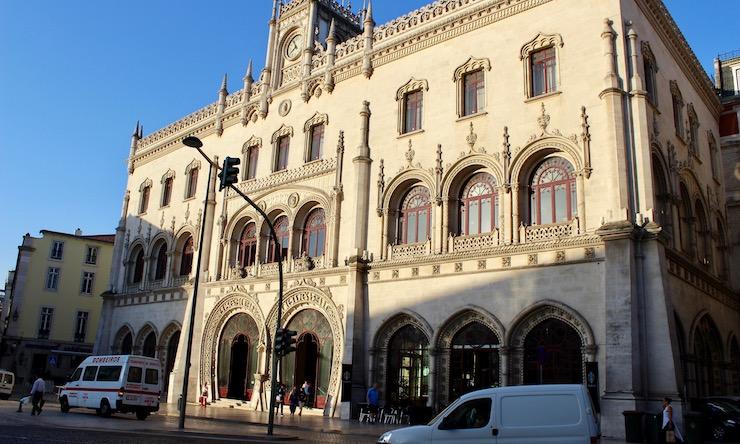 Station. Lisbon. Copyright Gretta Schifano