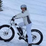 How to ride a fatbike on snow