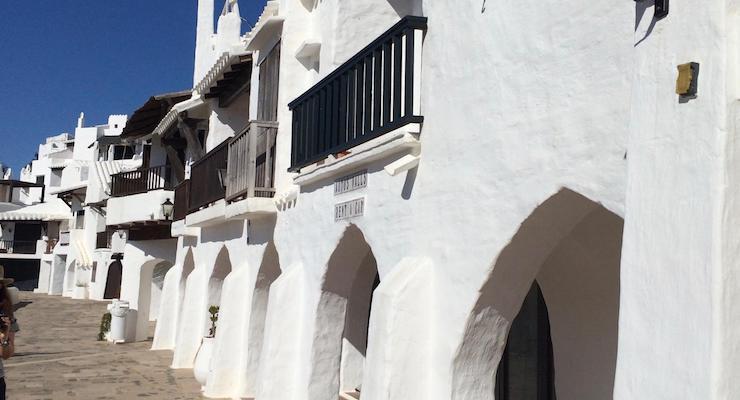 Binibequer Vell, Menorca. Copyright Gretta Schifano