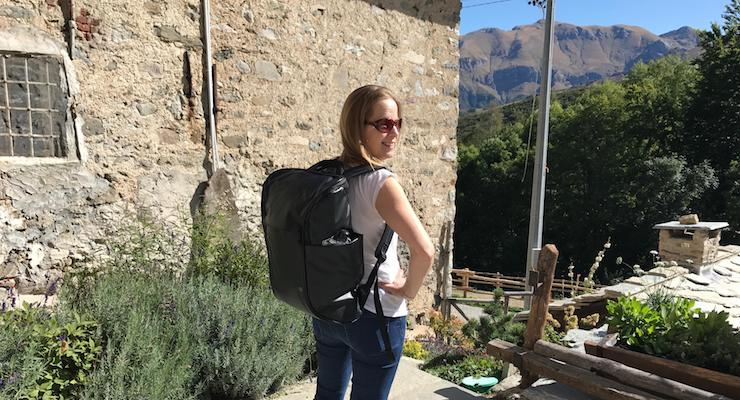 Cabin bag review: Booq Daypack