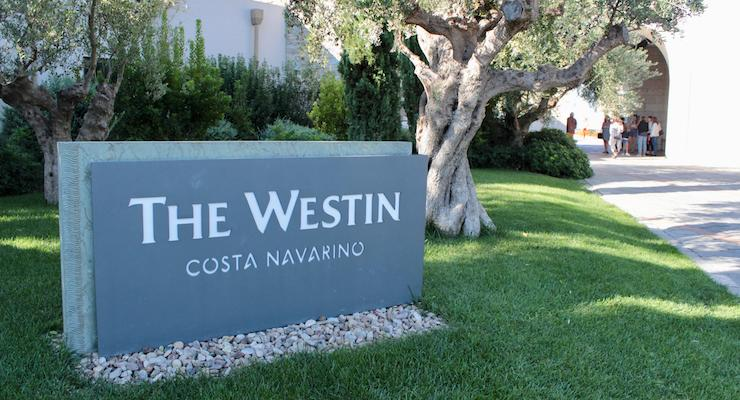 The Westin, Costa Navarino. Copyright Gretta Schifano
