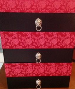 Mandarin Oriental Mooncake Boxes