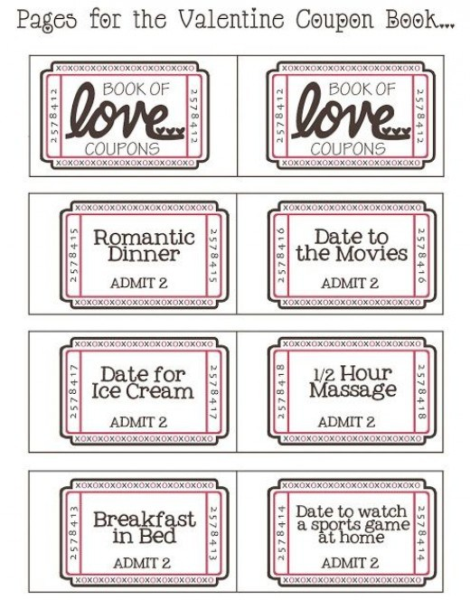 What You Need For Your Love Coupons