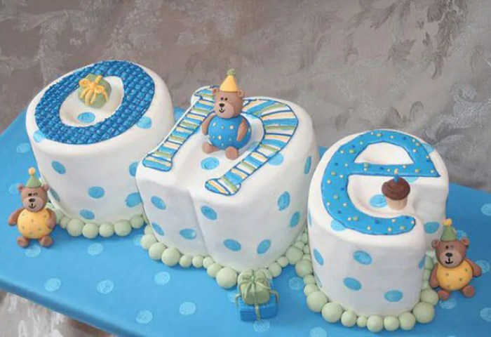 29 Creative Number Birthday Cakes To Make Mums Grapevine