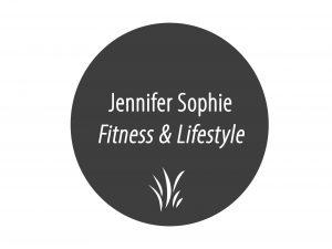 Jennifer Sophie Fitness & Lifestyle logo