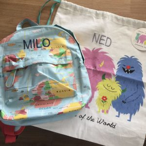 Mums Off Duty, offer, Milo and Matilda