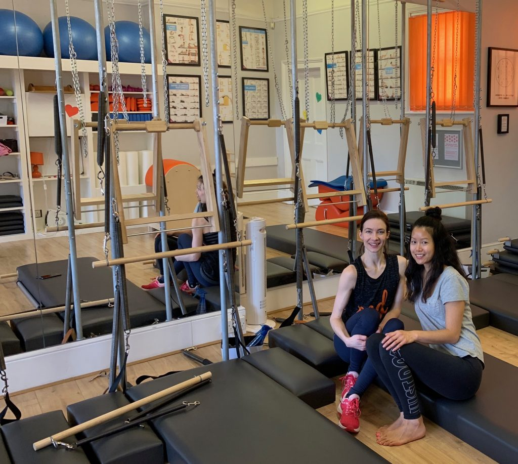 Mums Off Duty, Classical Pilates