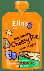 Review - Ellas Kitchen - Cheesy Pie (Stage 2) 1