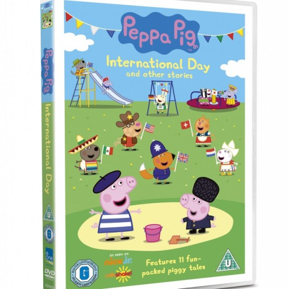 Peppa Pig International Day