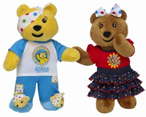 Make your own Pudsey Bear with Build-A-Bear Workshop 5