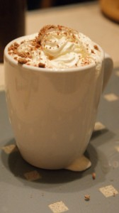 Isabelle's Christmas Advent Calendar: Day 5 - The Winter Hot Chocolate 5