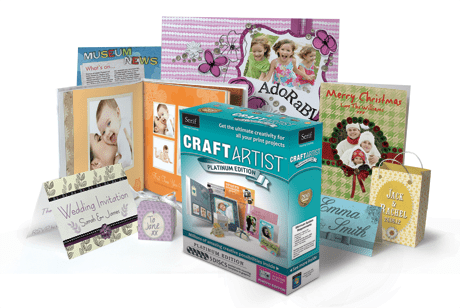 Win a CraftArtist Platinum Set 15
