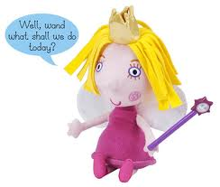 Talking Holly Soft Doll