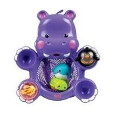 Fisher Price Precious Planets Floating Hippo Bath Toy