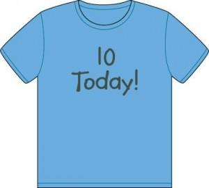 Printed Tshirts, Personalised printed tshirts