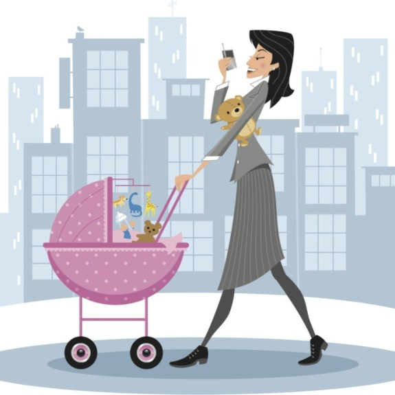 Returning to work after Maternity Leave 4