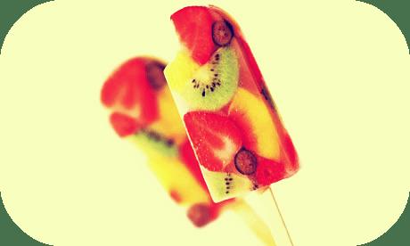 Fruit Salad Lollies 2