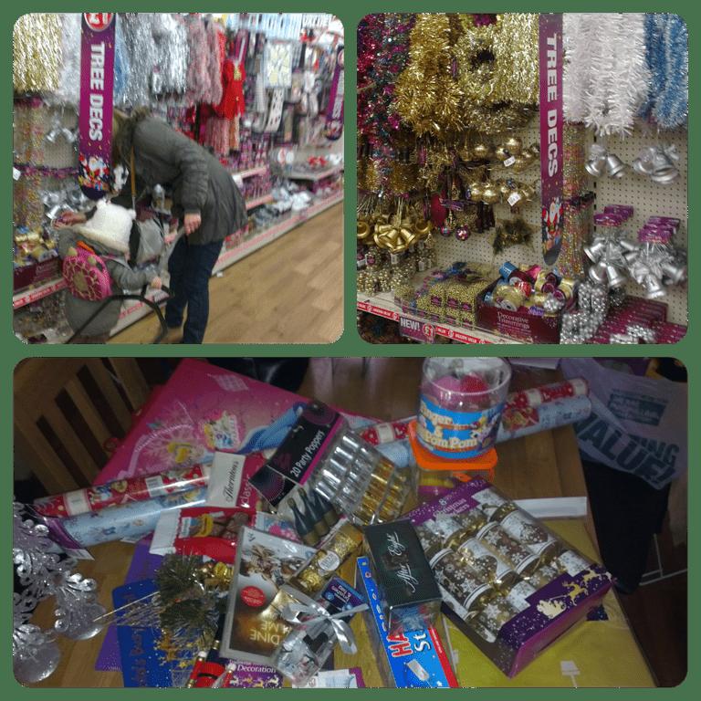 Christmas Decorations Poundland : Christmas with poundland mum s the nerd