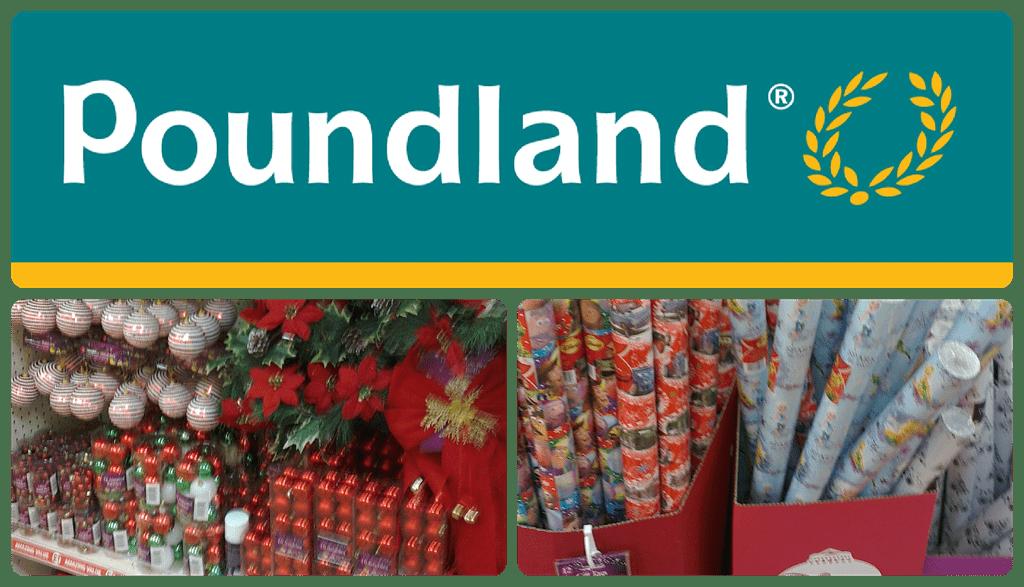 Christmas with Poundland 6