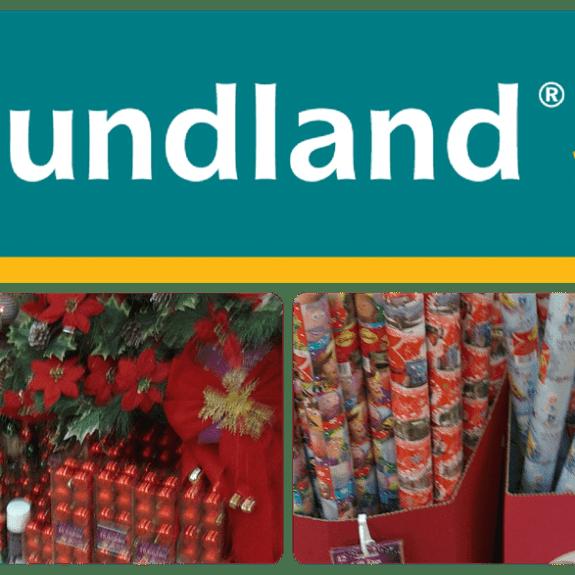 Christmas with Poundland 12