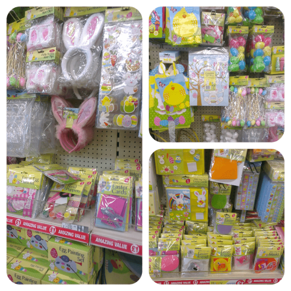 Easter fun for under £20 with Poundland 8