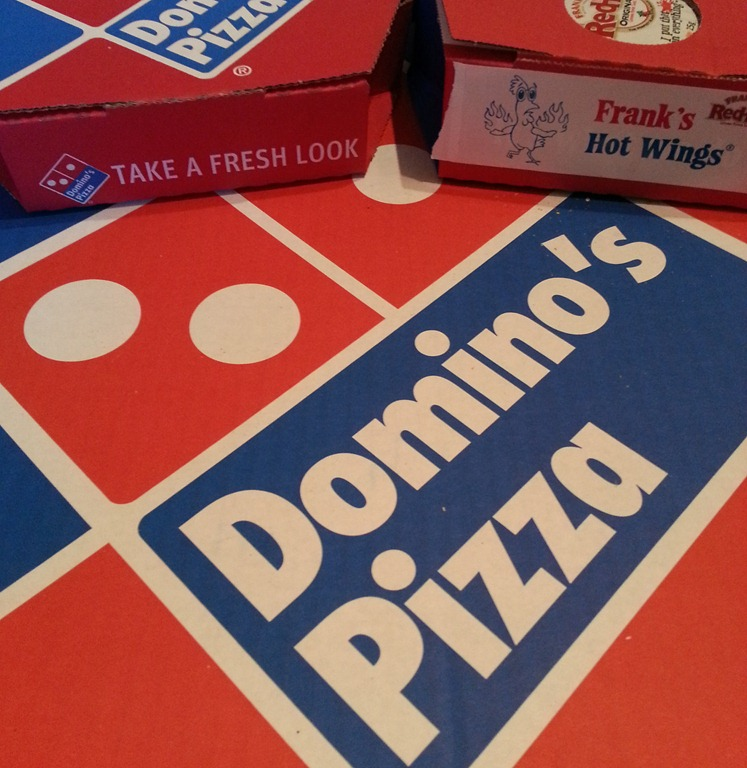Dominos Chimichurri™ Pizza Review 10