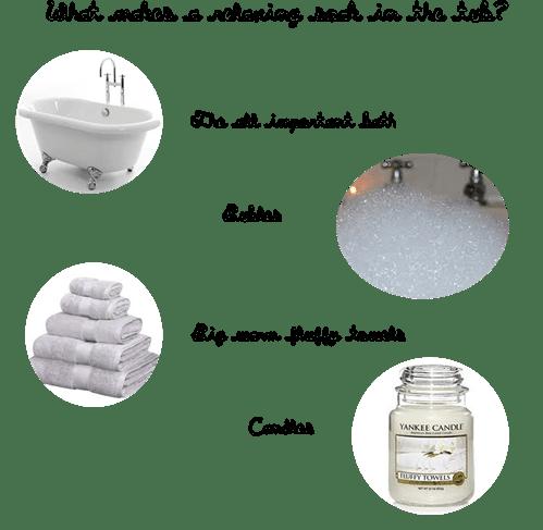 what makes a bath