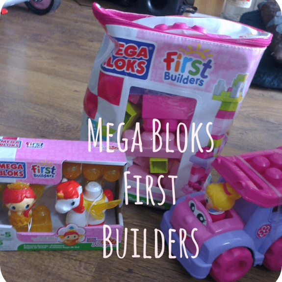Mega Bloks First Builders 6