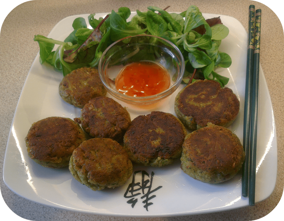 Thai Potato Cakes 6