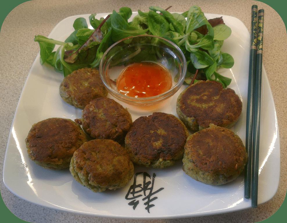 Thai Potato Cakes 2