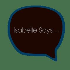 Isabellesays