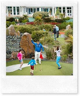 Hafan Y Mor Haven Holidays adventure-golf-2014-ig