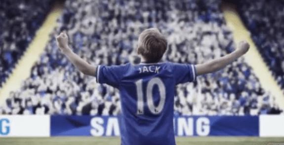 Sponsored Video: Samsung Dream the Blues 2