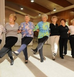 What to do with your spare time in your Golden Years 1