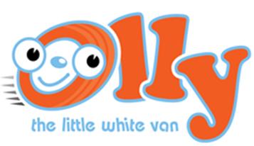 Olly The Little White Van DVD Review 1