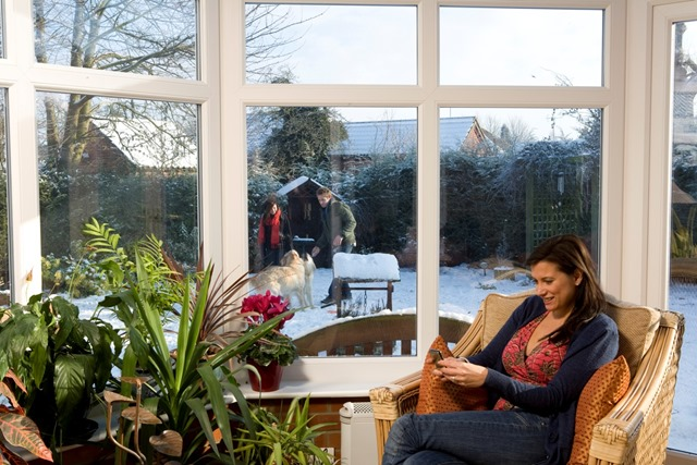 Make the most of your Conservatory this Winter 14