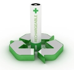 Nickel Cadmium Rechargeable Battery