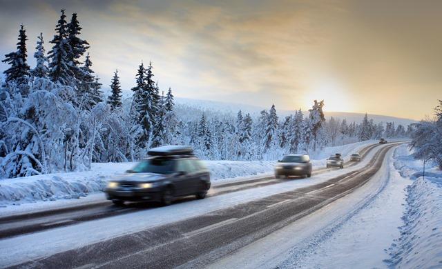 Winter Car Safety 12