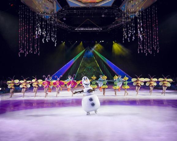 Disney on Ice Olaf