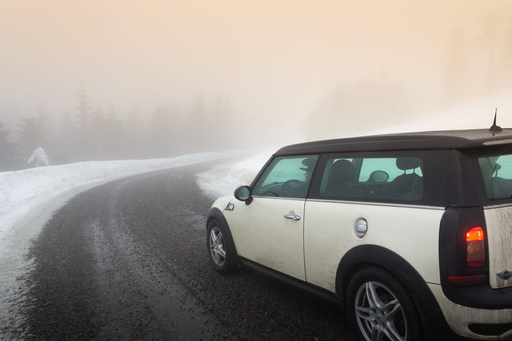 car servicing winter