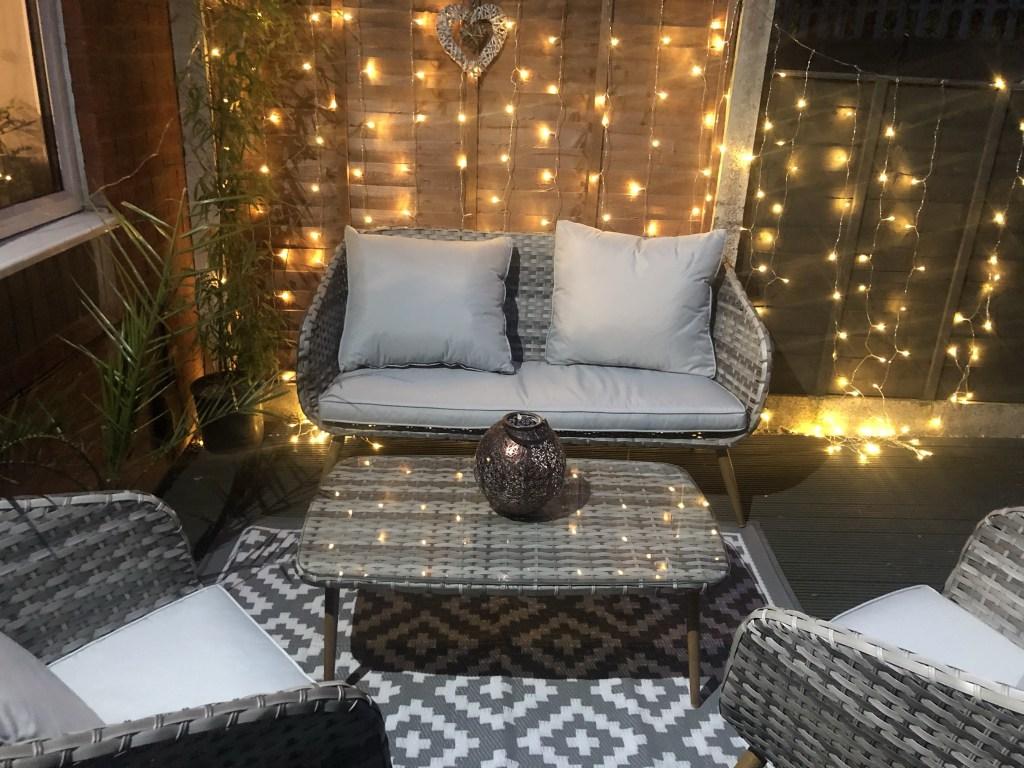 Lakeland Furniture Montego Rattan Set