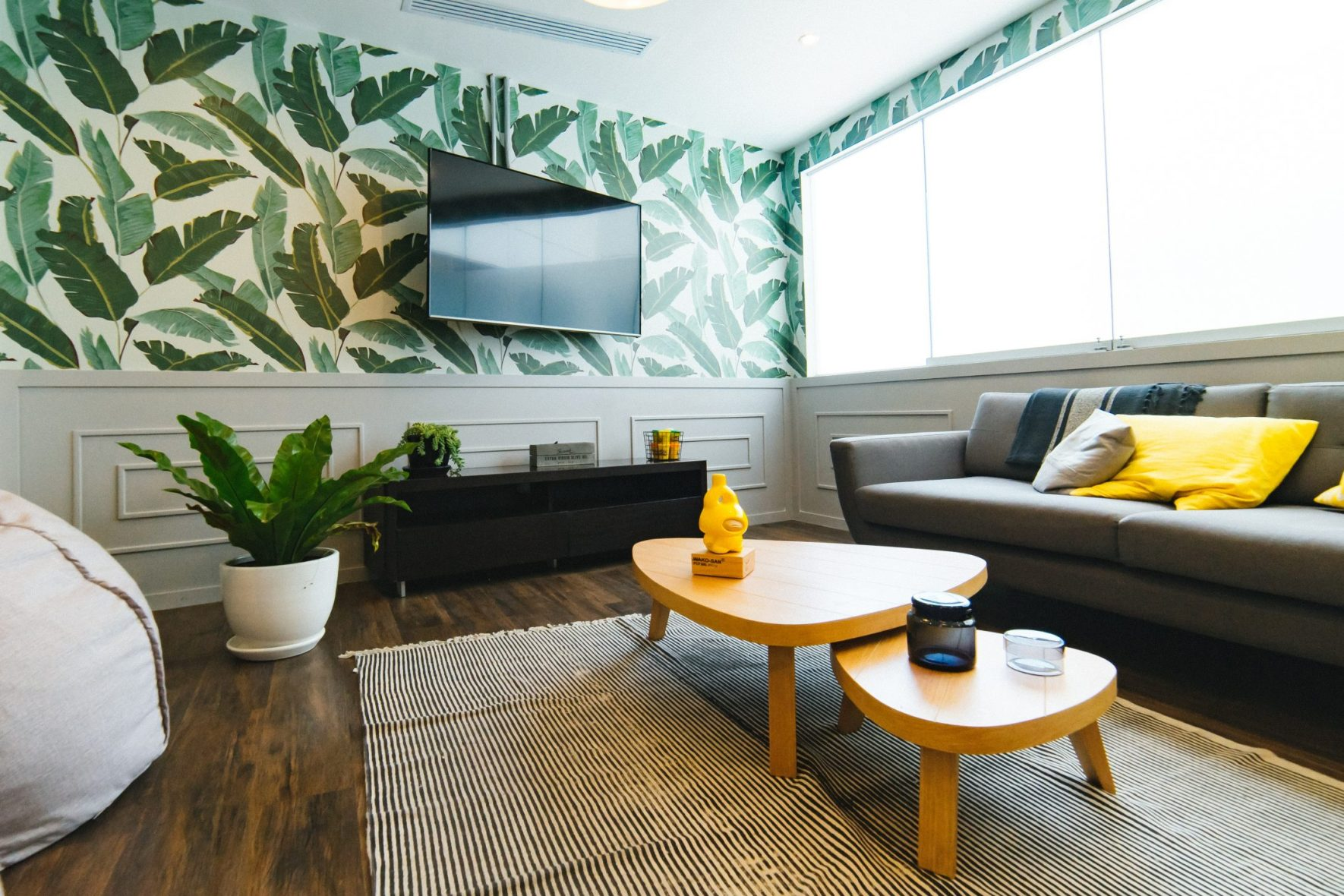 5 Tips For Giving Your Home A Retro Makeover 2