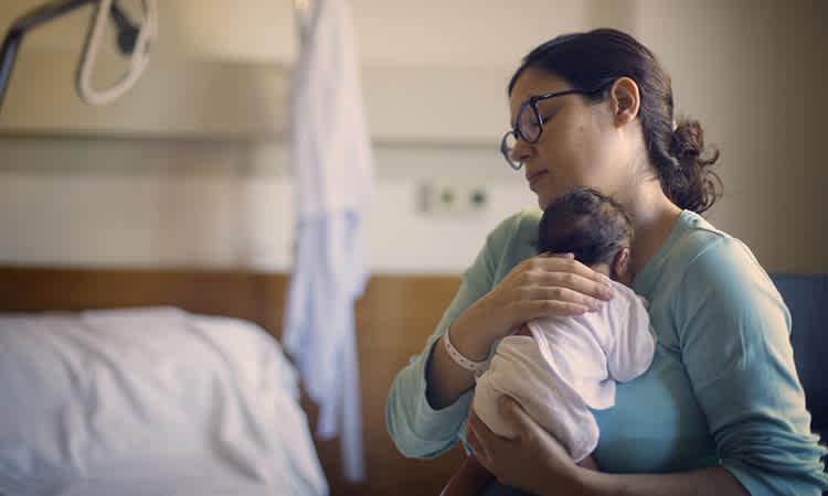 postpartum PTSD