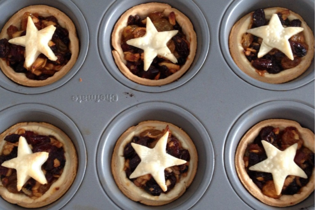 Easy Mince Pies 3