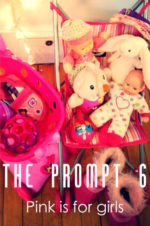 The Prompt 6: Pink