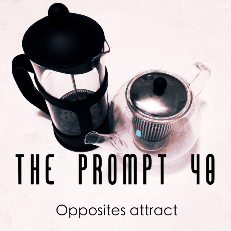 The Prompt 40 - opposites attract