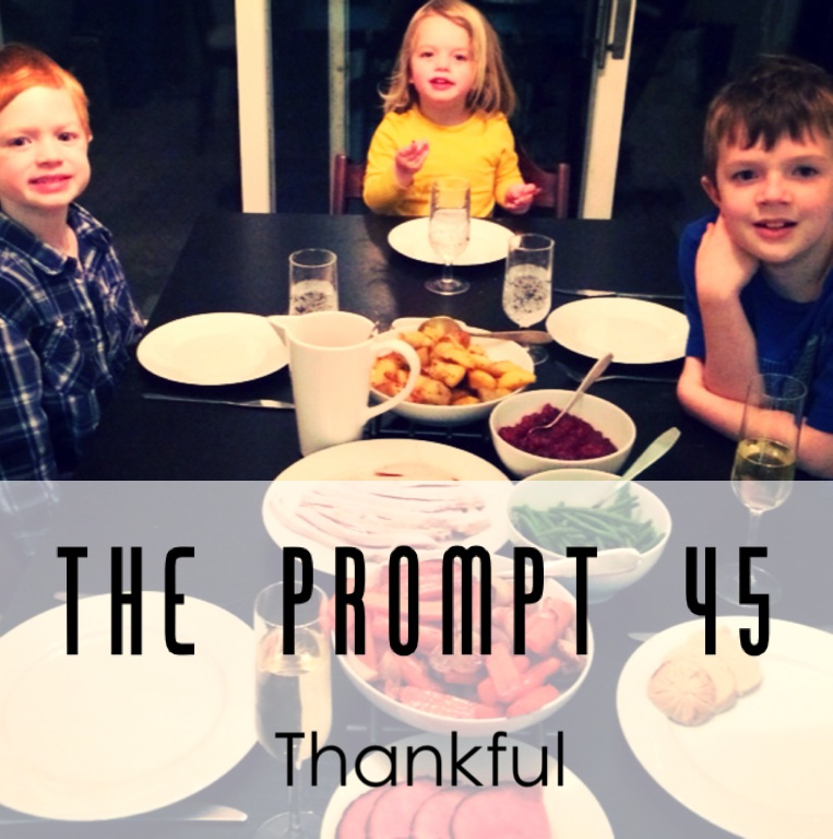 The Prompt 45